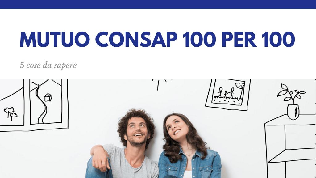 Acquistare casa con il Mutuo Consap 100 per 100 con Kiron Padova