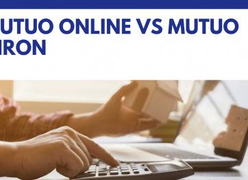 Mutuo online VS Mutuo Kiron. I vantaggi dei mutui con Kiron Padova