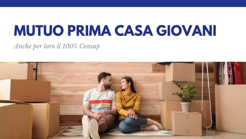 Mutuo prima casa giovani: il 100% Consap. Agevolazioni mutui con Kiron Padova