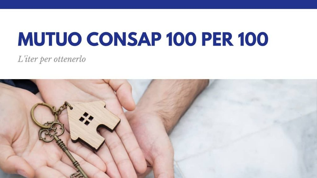 mutuo consap 100 per 100 Kiron Padova