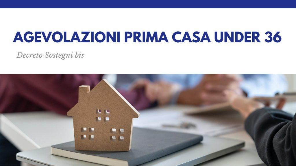 Agevolazioni prima casa under 36 Decreto Sostegni bis. Kiron Padova